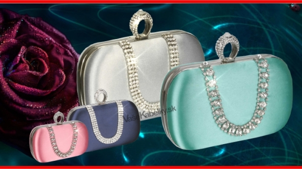 svadobné kabelky