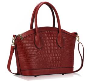 cervene kozene kabelky, kabelky tote kozene