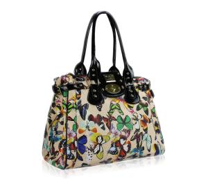 farebne damske kabelky, kabelky s potlacou