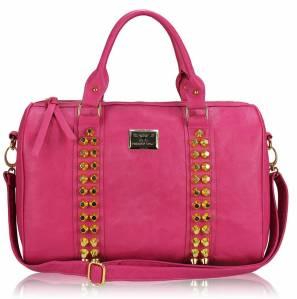 velke damske kabelky, ruzove velke kabelky