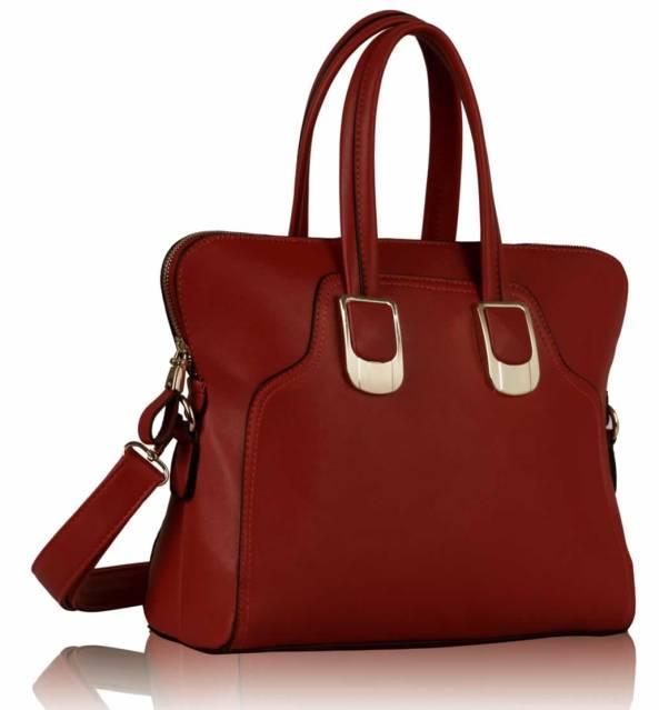 červené kabelky